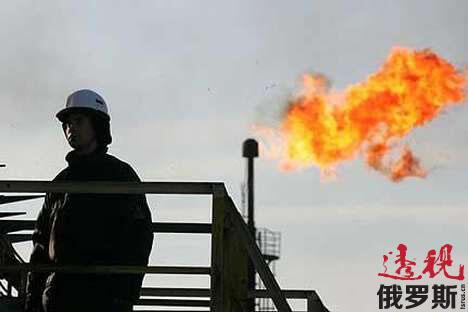 """俄罗斯石油公司首次允许中方公司,即""""中石油""""集团进入俄罗斯北极大陆架石油天然气产区。来源:俄新望"""