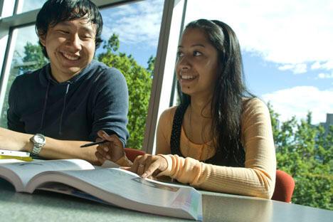 目前就读于俄罗斯大学和学院的外国留学生已超过25万人,分别来自150个不同的国家。图片来源:Flickr/UBC Library