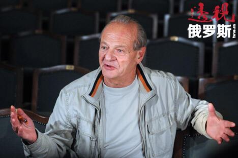 《万尼亚舅舅》对中国舞台艺术的发展产生过重要的影响。图片来源:俄通社-塔斯社