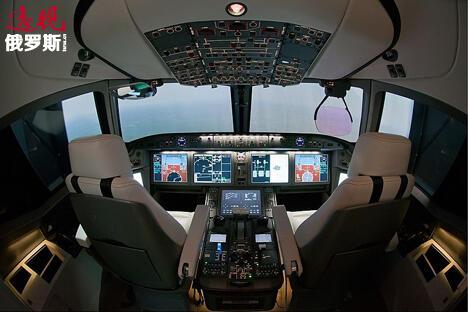 驾驶员座舱。图片来源:wikipedia.org