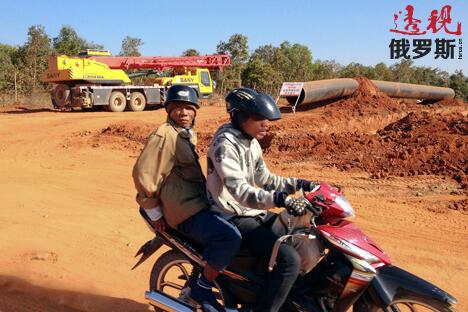中国对缅甸的投资也是其对重要战略伙伴东盟发展的投资。图片来源:路透社
