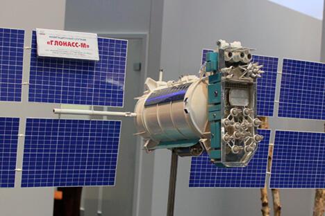 格洛纳斯雷达。图片来源:Wikipedia