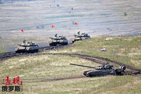 图片来源:俄罗斯报/Tatyana Andreeva
