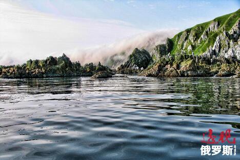 堪察加半岛。摄影:Oleg Serdechnikov