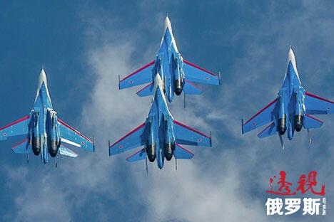 8月底9月初举行的本届航展将有创纪录的1000多家公司参展。图片来源:俄罗斯国防部网站