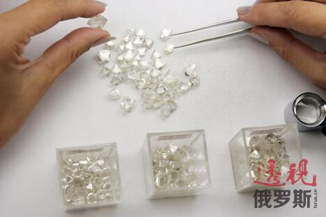 俄罗斯珠宝业具有悠久历史和优良传统但也面临一些亟待解决的问题。图片来源:Press Photo