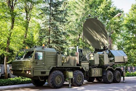 图片来源:无线电电子技术康采恩股份公司