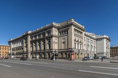 圣彼得堡音乐学院。图片来源:Wikipedia