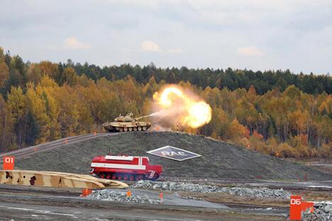 图片来源:俄罗斯武器、军备和弹药展 / Press Photo