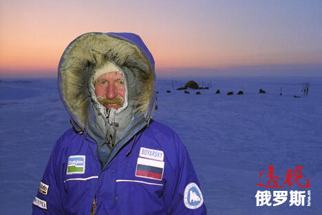 维克托·波亚尔斯基:只有24小时内任何时候都具备向北极任何地点派遣船只的现实可能的国家才能对这一地区实施控制。图片来源:俄新社