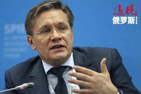 俄罗斯联邦经济发展部副部长阿列克谢•利哈乔夫   图片来源:PhotoXPress