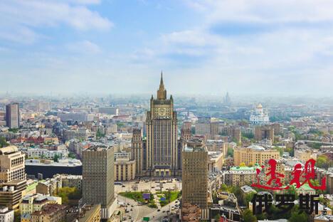 俄罗斯外交部大楼 图片来源:Shutterstock / Legion Media