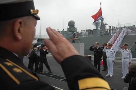 图片来源: 俄罗斯国防部/mil.ru