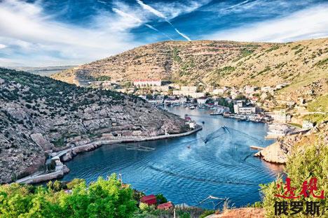 """专家:""""该地区最具有发展前景的部门是旅游业""""图片来源: PhotoXPress"""