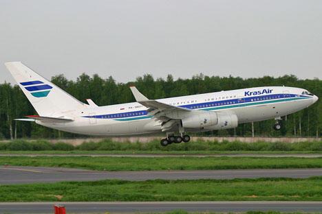 新型飞机将在伊尔-96机型基础上生产。图片来源: wikipedia/Dmitriy Pichugin