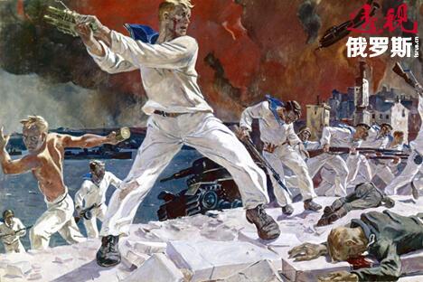 第二次世界大战之前,塞瓦斯托波尔曾是世界上最坚固的地方之一。图片来源:俄新社