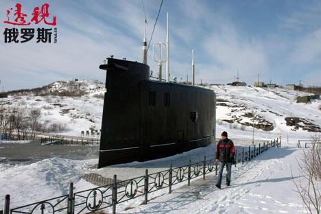 """目前装备""""华沙女人""""级潜艇的有阿尔及利亚、越南、印度、伊朗和中国海军。图片来源:俄塔社"""