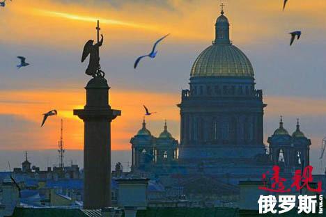 圣彼得堡 图片来源:Vostochphoto