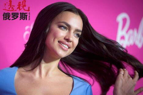 名模伊琳娜·沙伊克(Irina Shayk)。图片来源:路透社