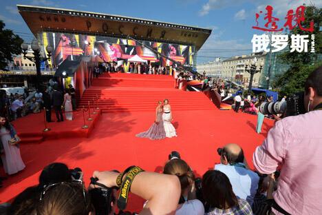 图片来源:俄新社/伊利亚•皮塔列夫
