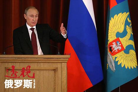 图片来源:俄罗斯报/ 康斯坦丁•扎夫拉任