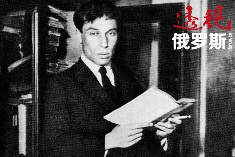 俄罗斯诗人、诺贝尔文学奖获得者鲍里斯·帕斯捷尔纳克。图片来源:Vostok photo