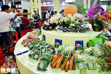 农业产品很可能会成为俄中贸易的主要组成部分。图片来源:Photoshot / Vostock Photo
