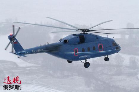 图片来源:Russian Нelicopters, JSC