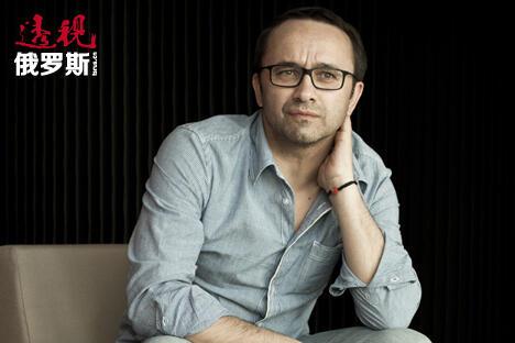 俄罗斯著名电影导演安德烈•萨金塞夫。图片来源:AFP/East News