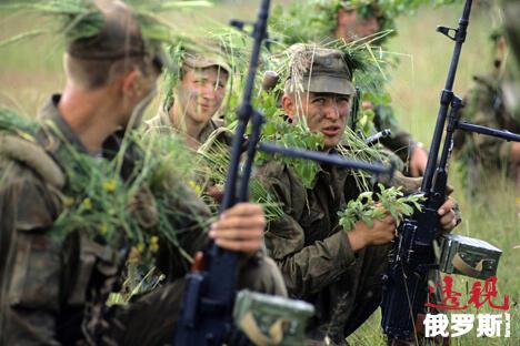 图片来源:俄新社/Igor Mikhalev