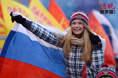 图片来源:Ramil Sitdikov/俄新社