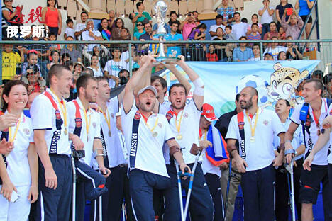 图片来源:俄罗斯足球联盟官网(rfs.ru)