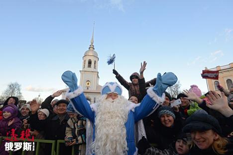 沃洛格达。图片来源:俄新社