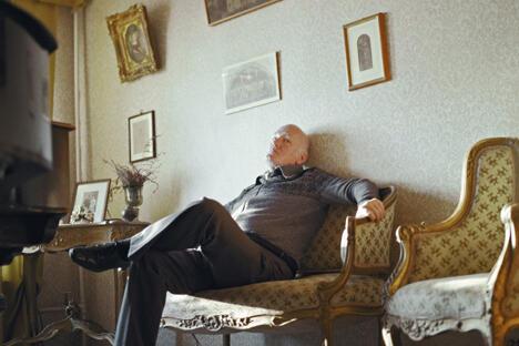 斯维亚托斯拉夫·里赫特。图片来源:Aleksandr_Saakov/俄塔社