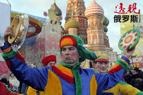 图片来源:Grigoriy Sisoev/俄新社