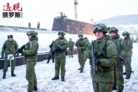 图片来源:mil.ru