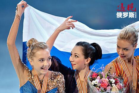 图片来源:Vladimir Pesnya/俄新社