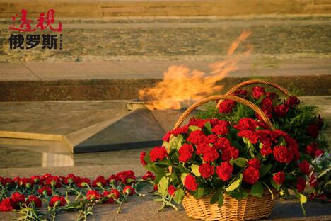 亚历山大花园的长明火。图片来源:Lori/Legion-Media