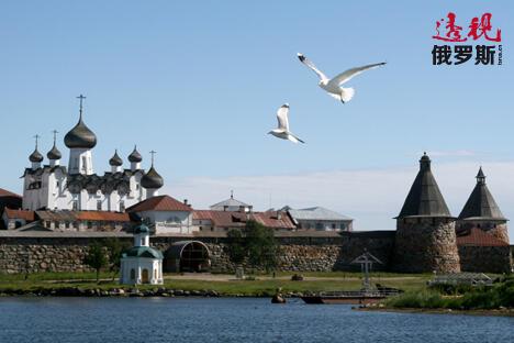 索洛维茨基群岛。图片来源:Lori/Legion-Media