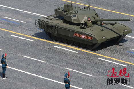 图片来源:Anton Denisov/俄新社