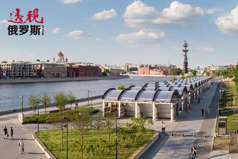 克里米亚堤岸,莫斯科。图片来源:Lori/Legion-Media