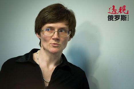 斯维塔兰娜·达维多娃。图片来源:AP