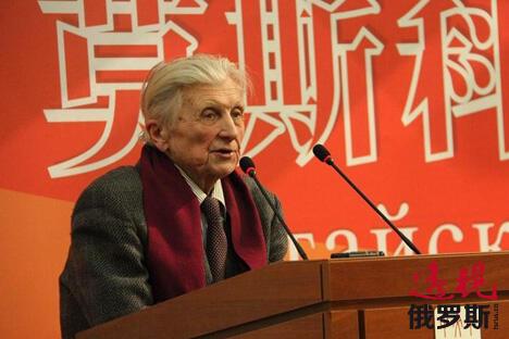 华克生教授。图片来源:中国文化中心