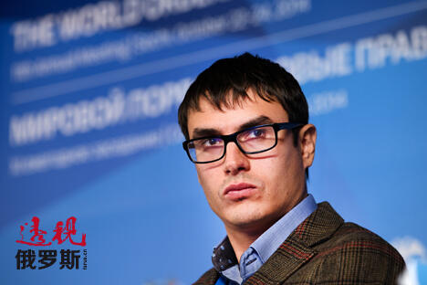 谢尔盖·沙尔古诺夫。图片来源:俄新社