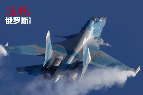 苏-30 MKI。图片来源:Marina Lystseva/俄塔社