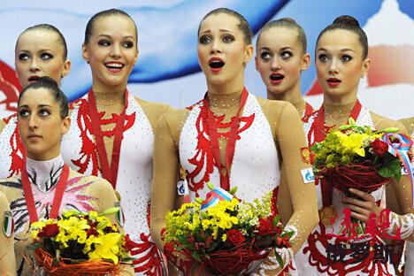 图片来源:Vladimir Vyatkin/俄新社