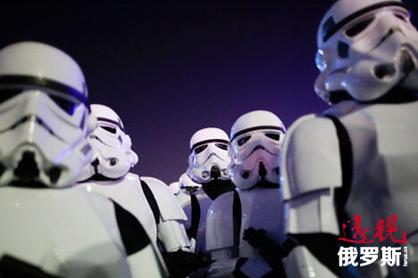 Star Wars China