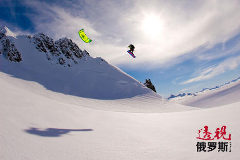 Snowkiting CN