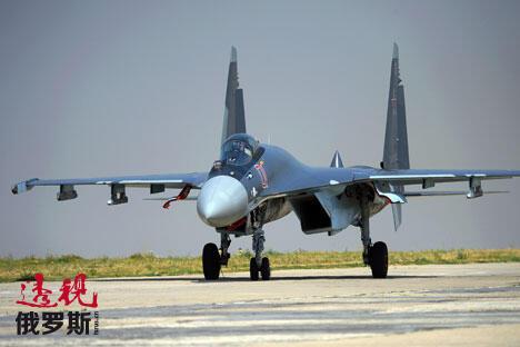 Su-35 fighter CN