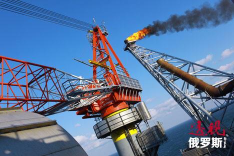 Cargo crane and rig CN